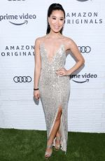 ALICIA HANNAH at Amazon Prime Video Emmy Awards Party 2019 in Los Angeles 09/22/2019