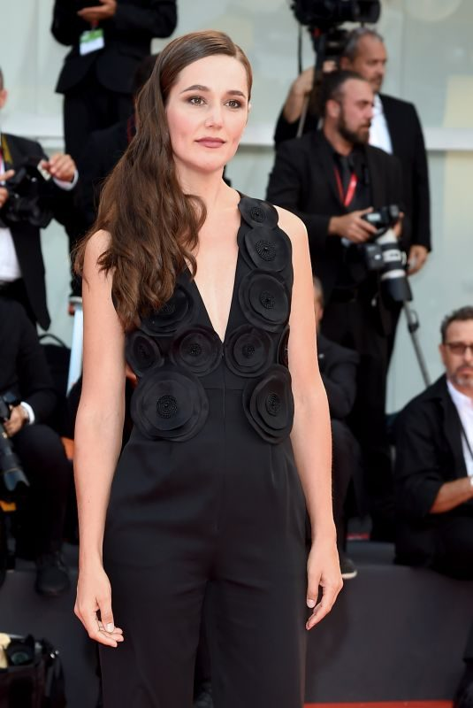 ALISSA JUNG at 2019 Venice Film Festival Closing Ceremony 09/07/2019