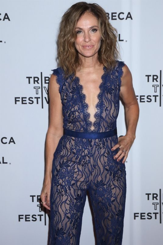 AMY BRENNEMAN at Goliath Screening at Tribeca TV Festival 09/13/2019