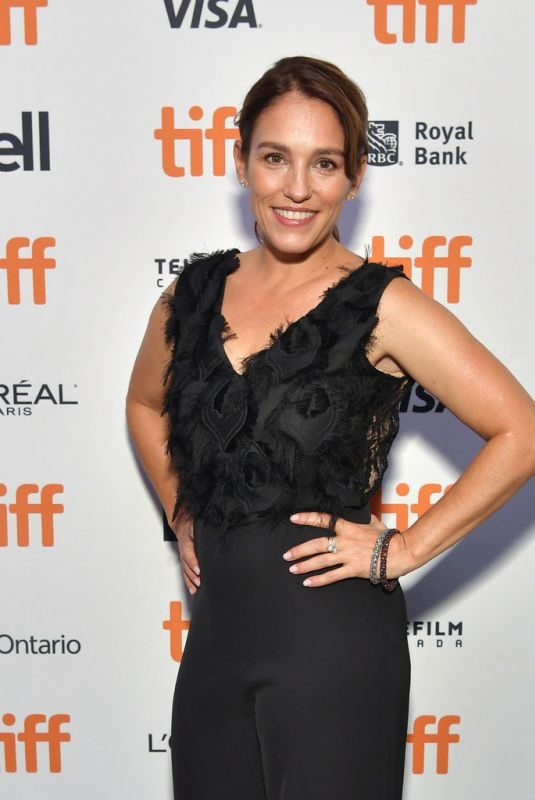 AMY JO JOHNSON at Tammy's Always Dying Premiere at 2019 Toronto International Film Festival 09/05/2019