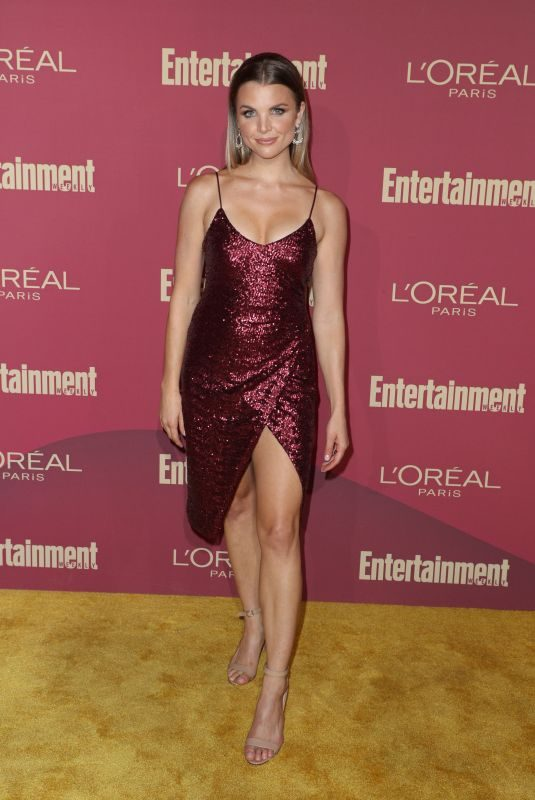 ANDREA BOEHLKE at 2019 Entertainment Weekly and L'Oreal Pre-emmy Party in Los Angeles 09/20/2019