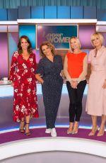 ANDREA MCLEAN at Loose Women TV Show in London 09/19/2019