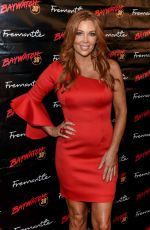 ANGELICA BRIDGES at Baywatch 30th Anniversary in Los Angeles 09/24/2019