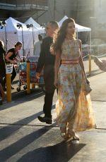ANGLA SARAFYAN Arrives at Saturn Awards in Hollywood 09/13/2019