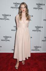 ANNA BARYSHNIKOV at Dickinson Screening at Tribeca TV Festival in New York 09/14/2019