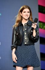 ANNA KENDRICK at 2019 Global Citizen Festival: Power the Movement in New York 09/28/2019