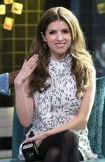 ANNA KENDRICK at AOL Build Series in New York 09/25/2019