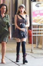 ANNA KENDRICK Out and About in New York 09/04/2019