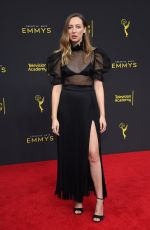 ANNA KONKLE at 71st Annual Creative Arts Emmy Awards in Los Angeles 09/2015/2019