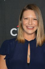 ANNA TORV at 2019 Ppaleyfest Fall TV Previews in Beverly Hills 09/15/2019