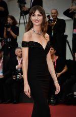 ANNABELLE BELMONDO at Martin Eden Premiere at 76th Venice Film Festival 09/02/2019