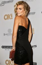 ANNALYNNE MCCORD at OK! Magazine NYWF Party in New York 09/10/2019