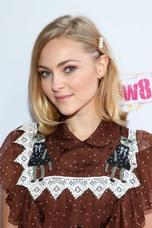 ANNASOPHIA ROBB at Creative Coalition's Annual Television Humanitarian Awards in Beverly Hills 09/21/2019