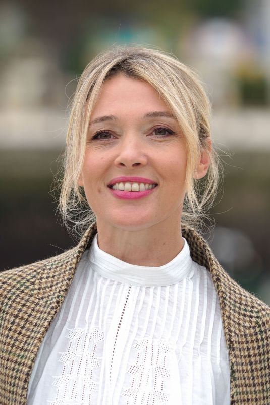 ANNE MARVIN at 21st LA Rochelle Fiction Festival in France 09/12/2019
