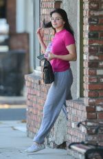 ARIEL WINTER Out in Studio City 09/20/2019