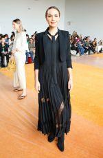 ARIELLE KEBBEL ar Sally Lapointe Show at New York Fashion Week 09/10/2019