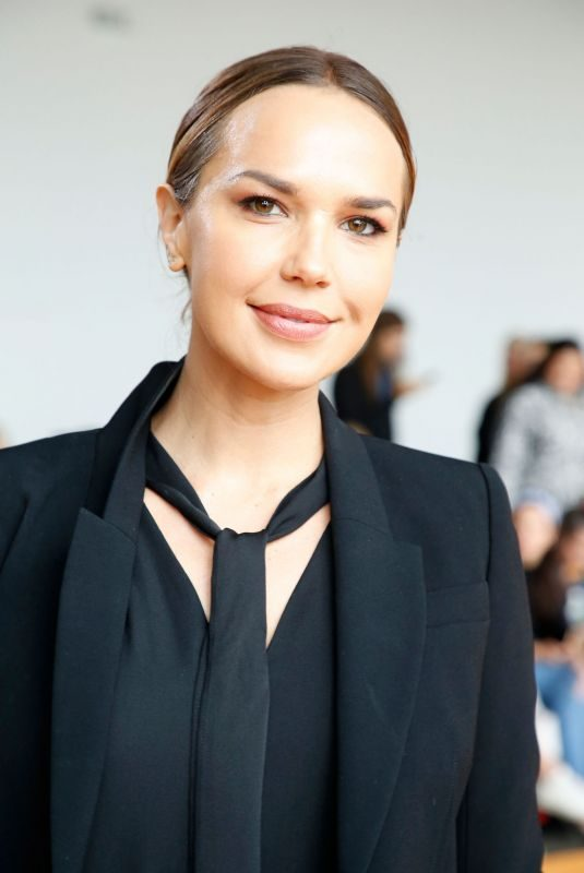 ARIELLE KEBBEL ar Sally Lapointe Show at New York Fashion Week 09/10/2019