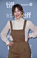 ASHLEIGH CUMMINGS at The Goldfinch Press Conference at 2019 TIFF in Toronto 09/08/2019