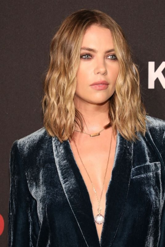 ASHLEY BENSON at DKNY 30th Anniversary Party in New York 09/09/2019