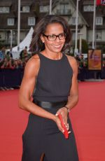 AUDREY PULVAR at Music of My Life Premiere at 45th Deauville American Film Festival 09/07/2019