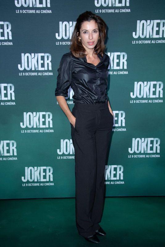 AURE ATIKA at Joker Premiere in Paris 09/23/2019