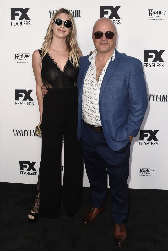 AUTUMN CHIKLIS at FX Networks and Vanity Fair Pre-emmy Party in Los Angeles 09/21/2019