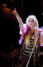 AVRIL LAVIGNE Performs at Greek Theatre in Los Angeles 09/18/2019