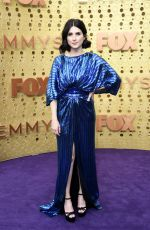 AYA CASH at 71st Annual Emmy Awards in Los Angeles 09/22/2019