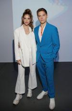 BARBARA PALVIN at Boss Fashion Show at MFW in Milan 09/22/2019