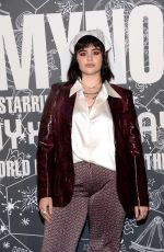 BARBIE FERREIRA at Tommynow Fall 2019 Show at New York Fashion Week 09/08/2019