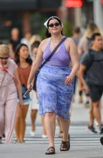 BARBIE FERREIRA Out in New York 09/111/2019