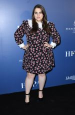 BEANIE FELDSTEIN at HFPA x Hollywood Reporter Party in Toronto 09/07/2019