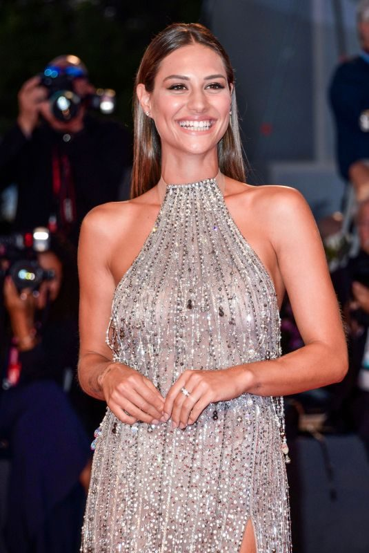 BEATRICE VALLI at About Endlessness Premiere at 76th Venice Film Festival 09/03/2019