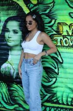 BECKY G at Fan Meet & Greet Event in Los Angeles 09/16/2019