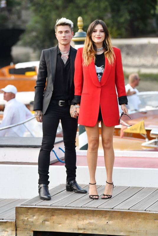 BELLA THORNE at 2019 Venice Film Festival 08/31/2019