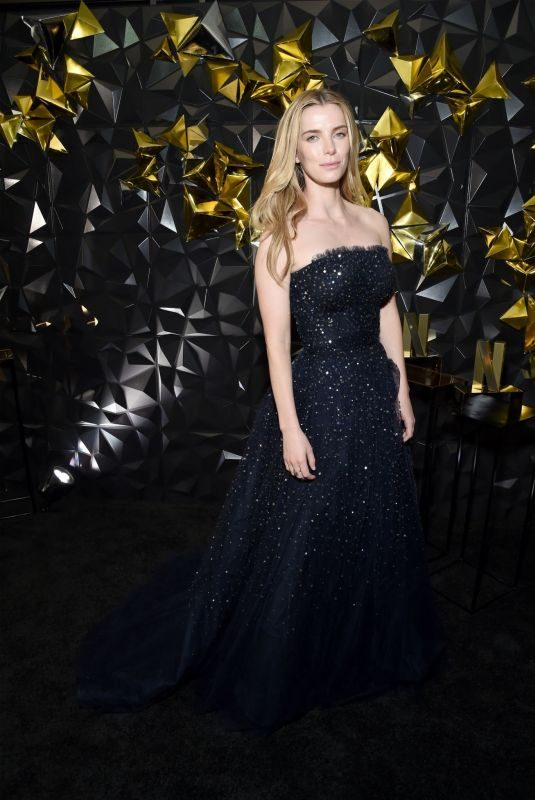 BETTY GILPIN at Netflix's Emmy Awards Party in Hollywood 09/22/2019