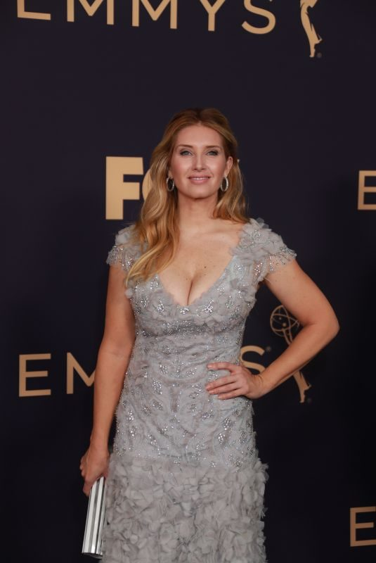 BIANCA DE LA GARZA at FOX Emmy Party in Los Angeles 09/22/2019