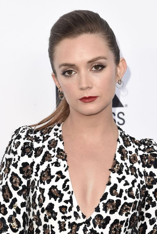 BILLIE LOURD at FX Networks and Vanity Fair Pre-emmy Party in Los Angeles 09/21/2019