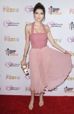 BLANCA BLANCO at Tex-mex Fiesta in Beverly Hills 09/06/2019