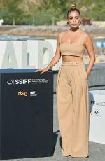 BLANCA SUAREZ at El Verano Que Vivimos Photocall at 2019 SSFF in San Sebastian 09/22/2019