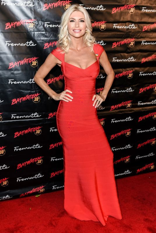 BRANDE RODERICK at Baywatch 30th Anniversary in Los Angeles 09/24/2019