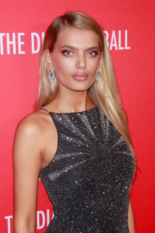 BREGJE HEINEN at 5th Annual Diamond Ball at Cipriani Wall Street in New York 09/12/2019