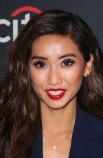 BRENDA SONG at 2019 Paleyfest Fall TV Previews in Beverly Hills 09/10/2019