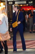 BRIE LARSON Night Out in New York 09/08/2019