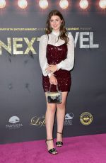 BROOKE BUTLER at Next Level Premiere in Los Angeles 09/04/2019