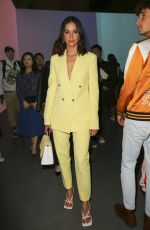 BRUNA MARQUEZINE at Boss Fashion Show at MFW in Milan 09/22/2019