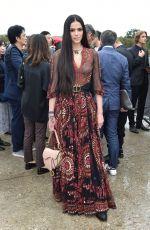 BRUNA MARQUEZINE at Christian Dior Fashion Show at PFW in Paris 09/24/2019