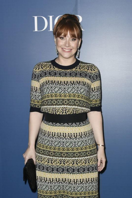BRYCE DALLAS HOWARD at HFPA x Hollywood Reporter Party in Toronto 09/07/2019