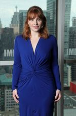 BRYCE DALLAS HOWARD Imdb at Toronto 2019 Presented by Intuit: Quickbooks Canada 09/06/2019