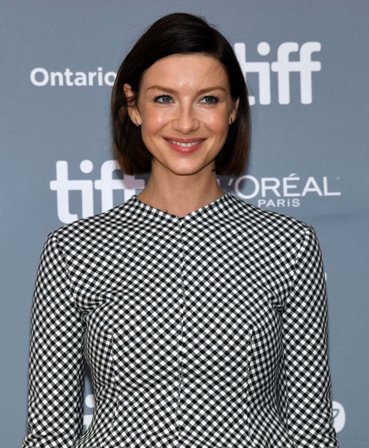 Caitriona Balfe At Ford V Ferrari Press Conference At 2019 Toronto International Film Festival 09 10 2019 Hawtcelebs